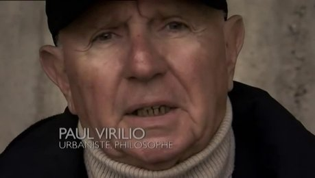 Paul Virilio (DVD-Trailer) Poster