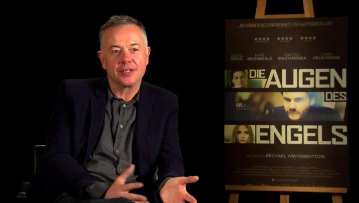 Michael Winterbottom - Regie - über die Arbeit mit DANIEL an der Figur - OV-Interview Poster