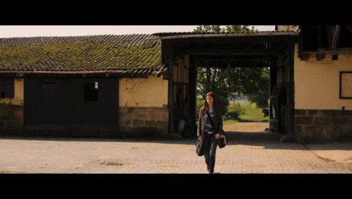 Hanna ist zurück auf Gut Kaltenbach - Szene Poster
