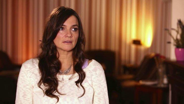 Garnier über Hanna Binke - Interview Poster