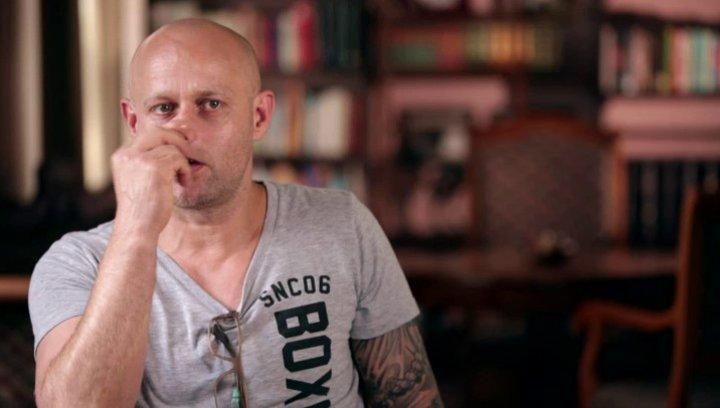 Vogel über Mika - Interview Poster