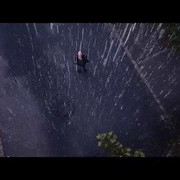 Charleen im Regen - Szene Poster