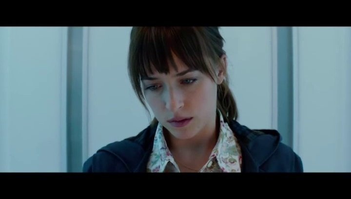 Fifty Shades of Grey - Trailer Poster