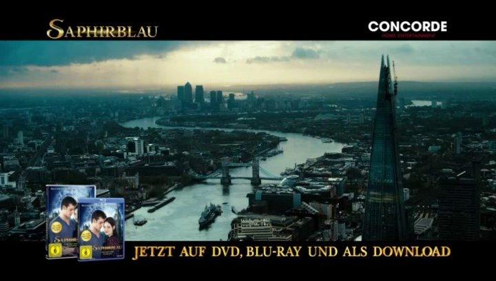 Saphirblau (VoD-/BluRay-/DVD-Trailer) Poster