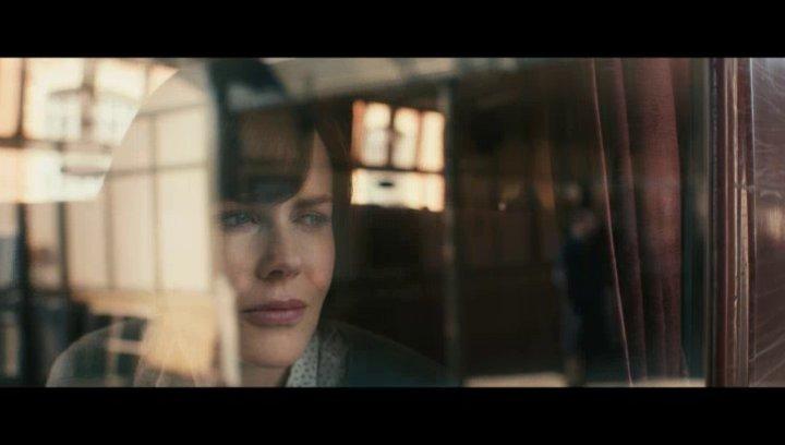 Die Liebe seines Lebens - The Railway Man - Trailer Poster