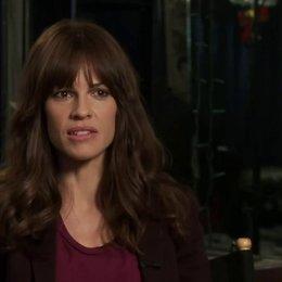 Hilary Swank über den Regisseur, über den Regisseur, über Kate - OV-Interview Poster