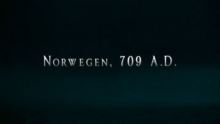 Outlander - Trailer Poster