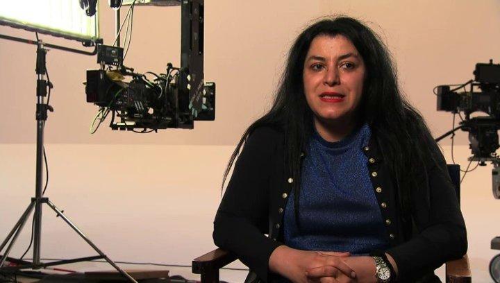 Marjane Satrapi über den Film und Jerry - Interview Poster