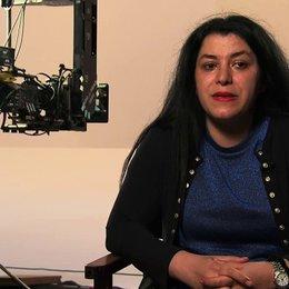 Marjane Satrapi über die Einzigartigkeit des Skripts - Interview Poster