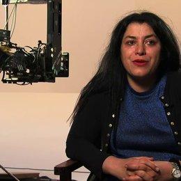 Marjane Satrapi über die Farben des Films - Interview Poster