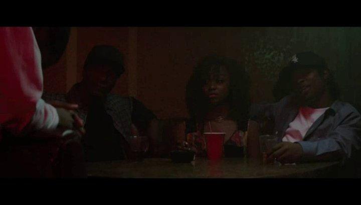 Straight Outta Compton - Trailer Poster