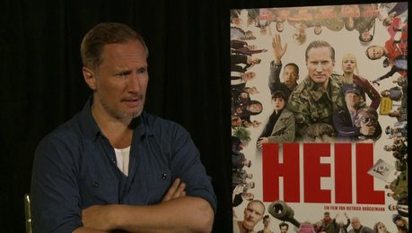 Benno Fürmann über den Film - Interview Poster