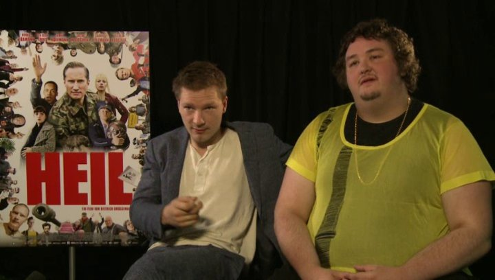 Jakob Matschenz und Daniel Zillmann über den Film - Interview Poster