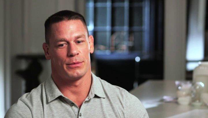 John Cena - Steven - über seine Erwartungen für die Zuschauer - OV-Interview Poster