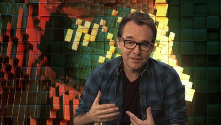 Chris Columbus darüber, dass der Film ein breites Publikum anspricht - OV-Interview Poster
