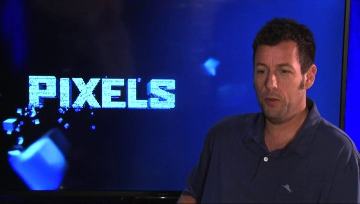Adam Sandler über die Videospiele, in denen er gut war - OV-Interview Poster