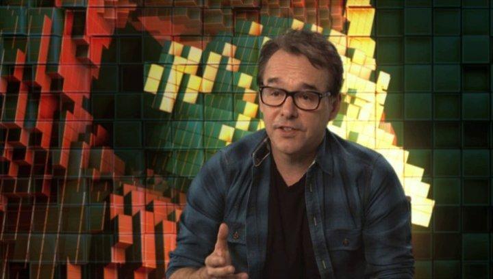 Chris Columbus darüber, warum er das Drehbuch mag - OV-Interview Poster