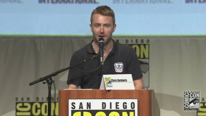 Fox Comic Con Special Clips - Photocall mit Stan Lee - Sonstiges Poster