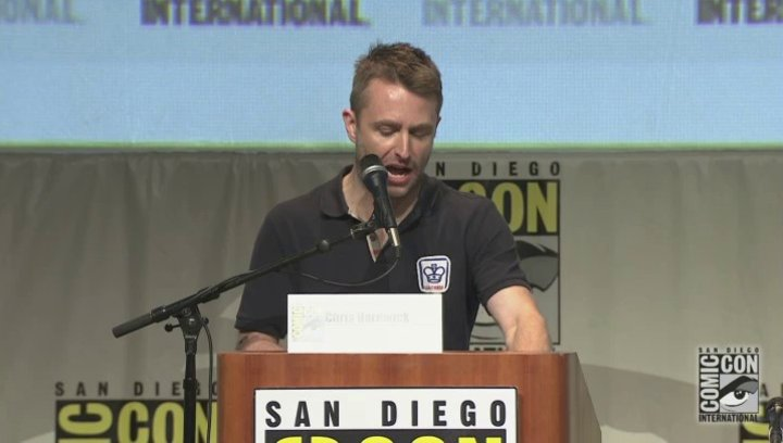 Fox Comic Con Special Clips - Panel mit Fantastic Four Cast - Sonstiges Poster