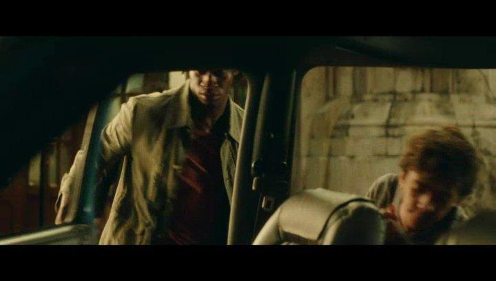 Beck, Charlie und Raul müssen fliehen - Szene Poster