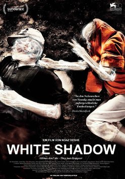 White Shadow Poster