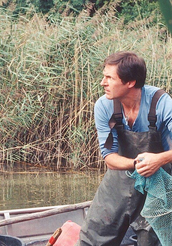 Zeit der Fische Poster