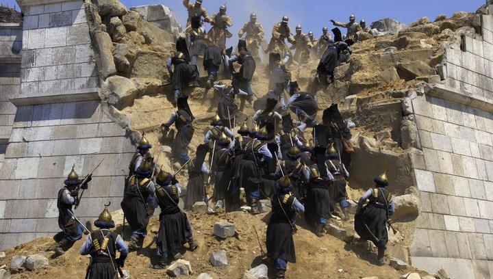 Die Belagerung (VoD-BluRay-DVD-Trailer) Poster