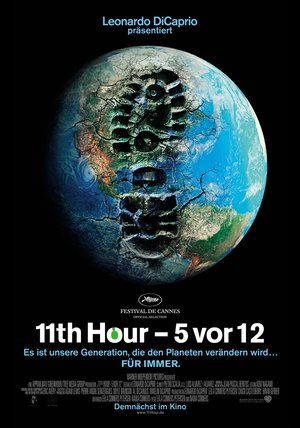 11th Hour - 5 vor 12 Poster