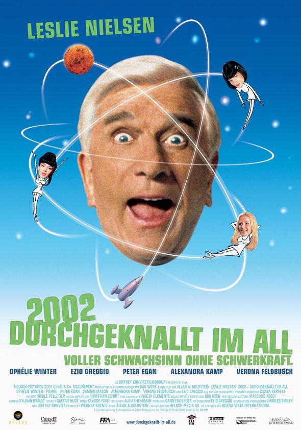 2002 - Durchgeknallt im All Poster
