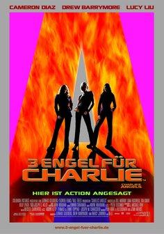 3 Engel für Charlie Poster