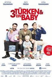 3 Türken &amp&#x3B; ein Baby