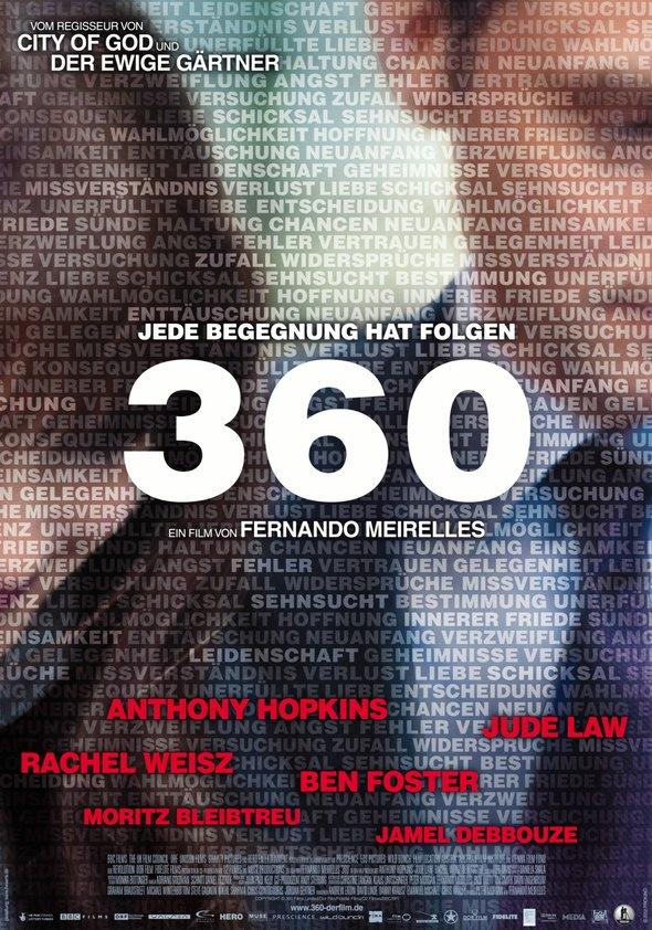 360 - Jede Begegnung hat Folgen Poster