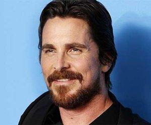 """Christian Bale steuert """"Ferrari"""" an"""