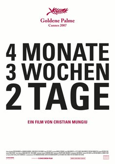 4 Monate, 3 Wochen, 2 Tage Poster