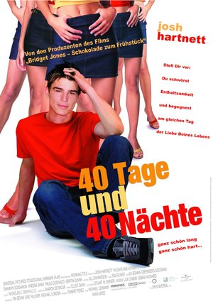40 Tage und 40 Nächte Poster