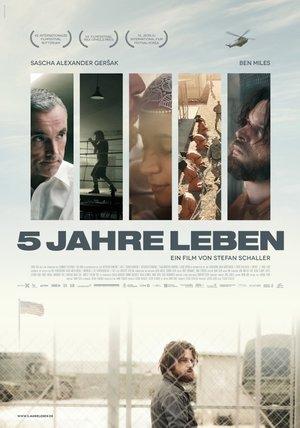 5 Jahre Leben Poster