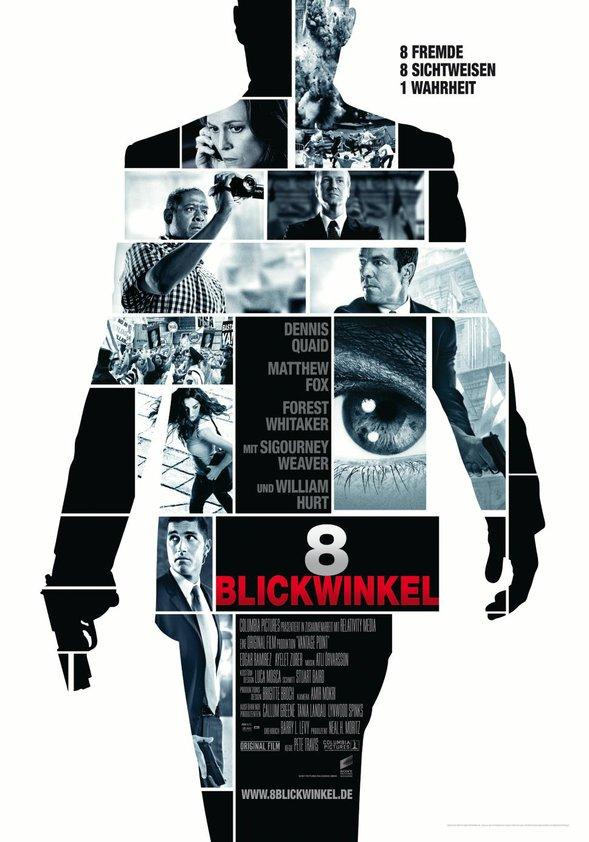 8 Blickwinkel Film (2007) · Trailer · Kritik · KINO.de