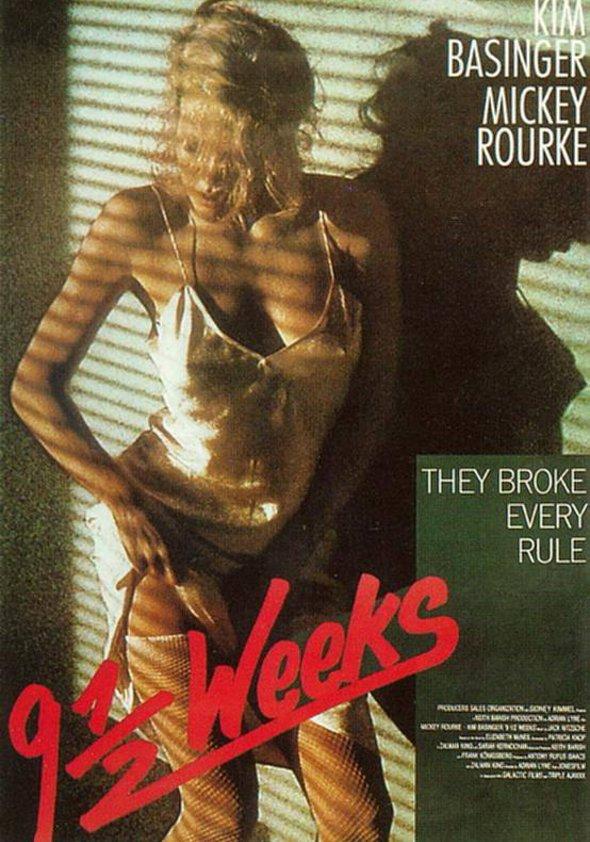 9 1/2 Wochen Poster