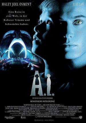 A.I. - Künstliche Intelligenz Poster