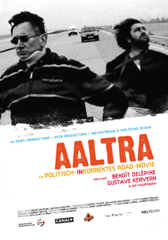 Aaltra Poster