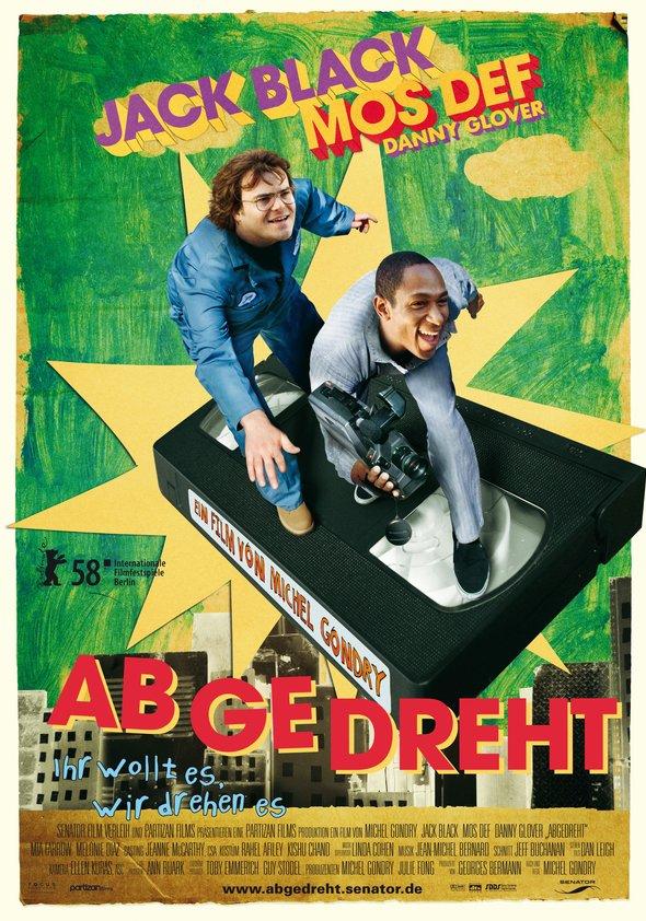 Abgedreht Poster