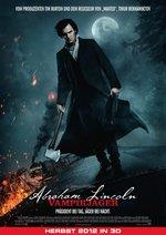 Abraham Lincoln - Vampirjäger Poster