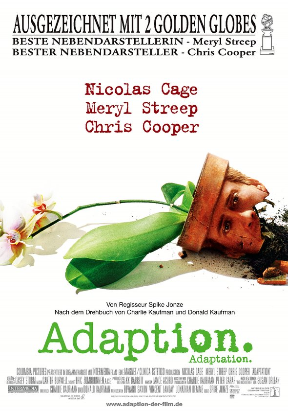 Adaption Poster