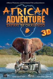 African Adventure 3D - Safari im Okavango
