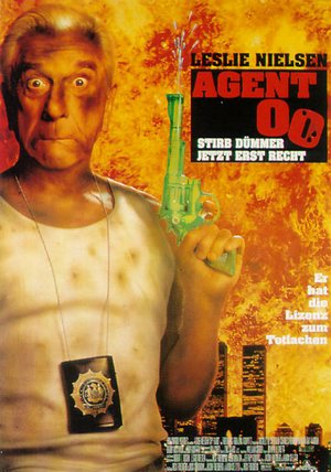 Agent 00 Poster