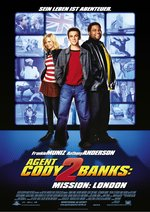 Agent Cody Banks 2: Mission London Poster