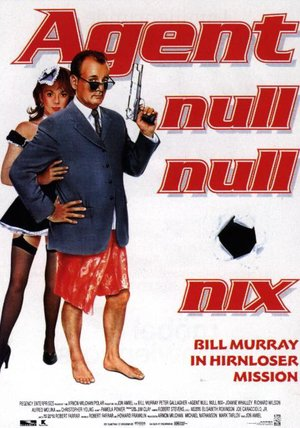 Agent Null Null Nix Poster