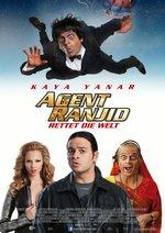 Agent Ranjid rettet die Welt Poster
