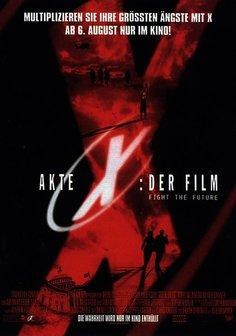 Akte X - Der Film Poster