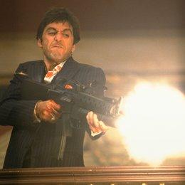 Al Pacino - Scarface (DVD-Trailer) Poster